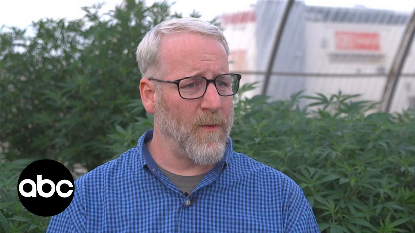 ABC NEWS – Inside the Wild West of the CBD products industry