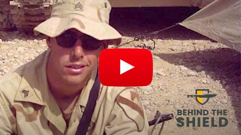 Behind the Shield – Ben Hayhurst