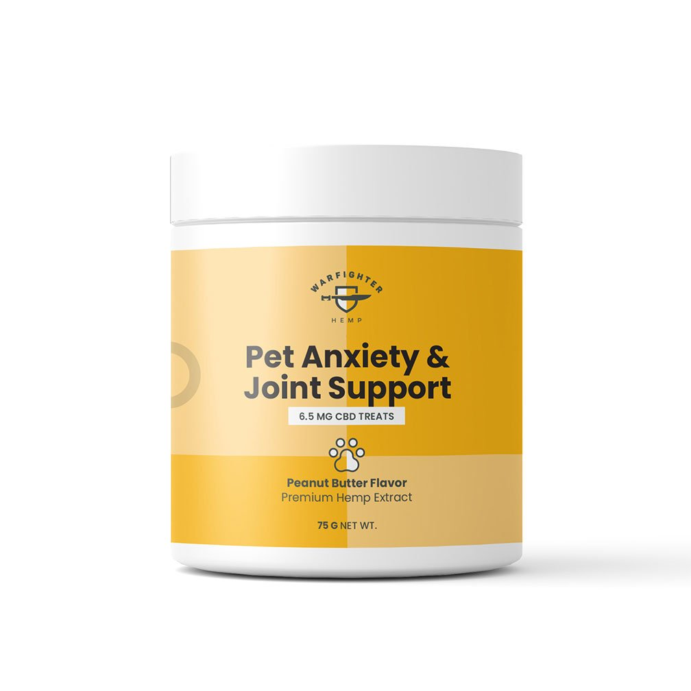 Calming and Relief Pet Treats