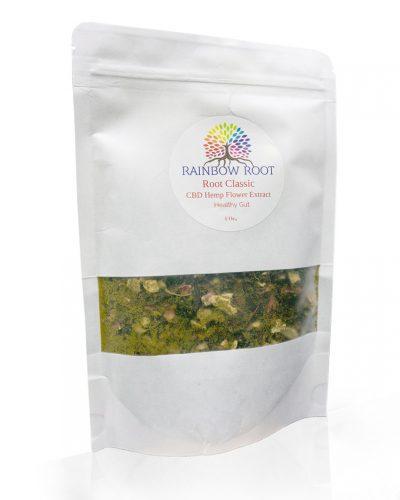 Classic Rainbow Root Hemp Tea