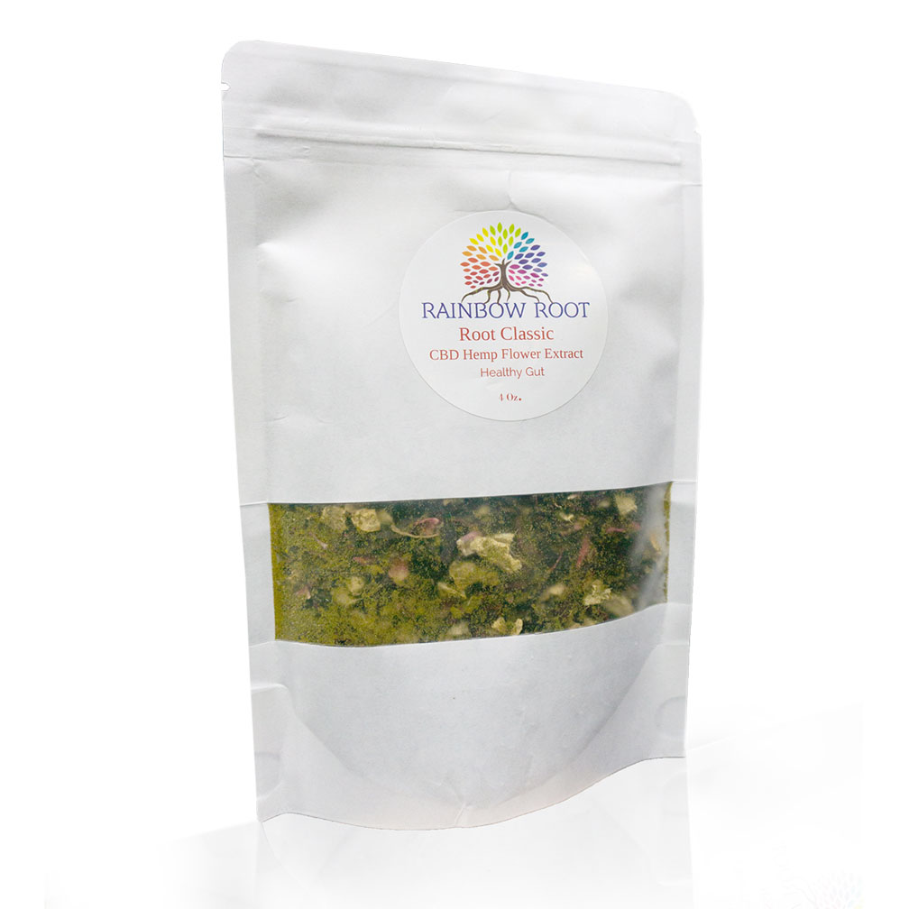 Classic Rainbow Root Hemp Tea