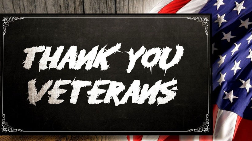 Happy Veterans Day! Kind Leaf Celebrates Veterans Today and Every Day.