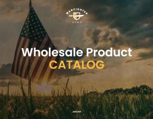 WFH Wholesale Catalog Cover