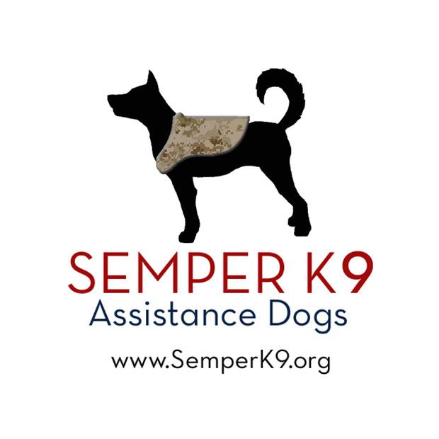 Semper K9 Assistance Dogs. www.SemperK9.org