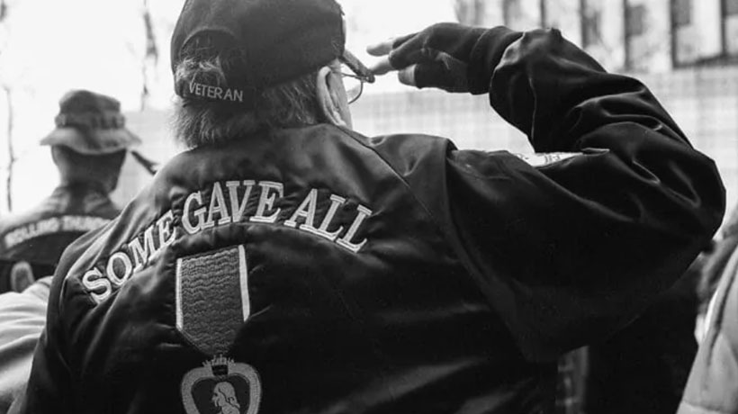 Voices of Veterans: Honeysuckle Honors Veterans Day