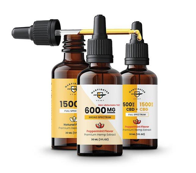 Tinctures – CBD Oil