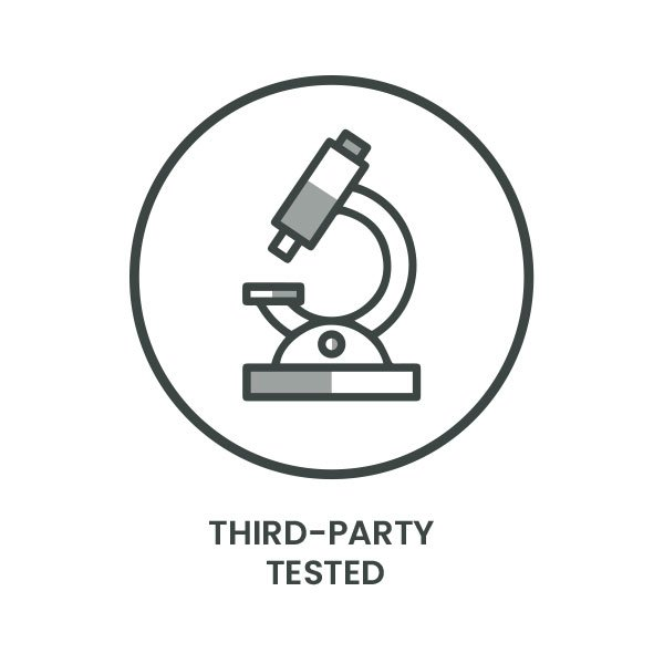 Third-Party Tested