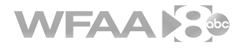 WFAA ABC channel 8 logo